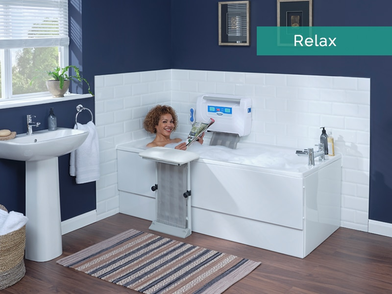 Relax And Enjoy Your Bath Again