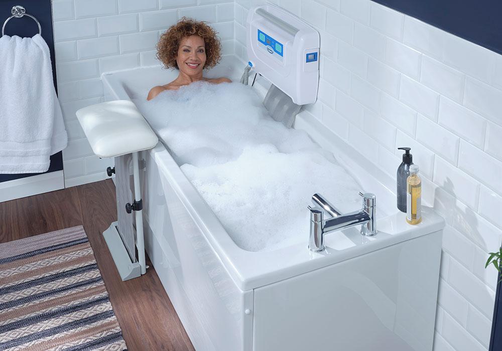 Full depth bathing